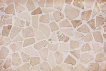 stone mosaic texture