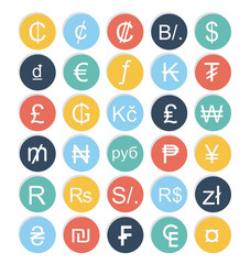 Currencies design