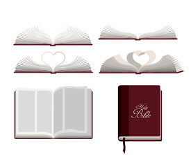 Holy bible design