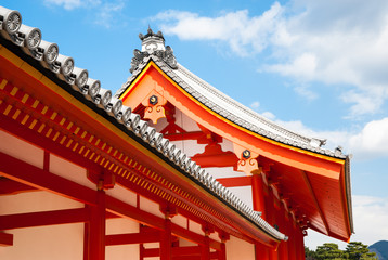 Imperial Palace - Roof details