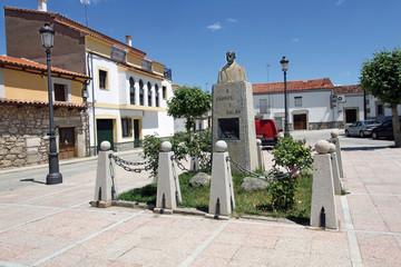 Monumento a José María Gabriel y Galán, Guijo de Granadilla
