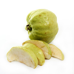 A guava fruit