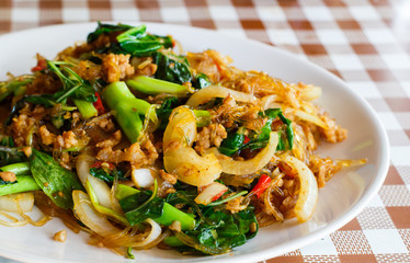 vermicelli fried