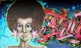 Grafiti Frau - 65494030