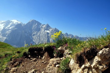 Dolomiten Höhenweg