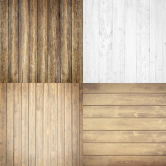 various wood  Backgrounds