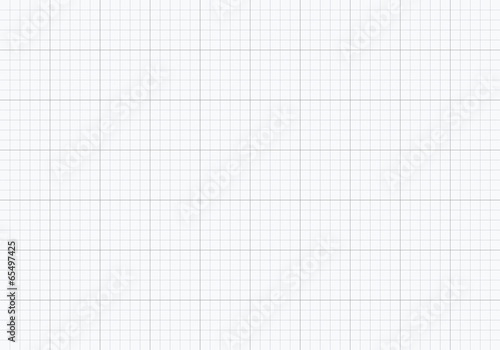 Millimeter school paper pattern texture background vector - 65497425