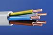 Leinwanddruck Bild - Stromkabel