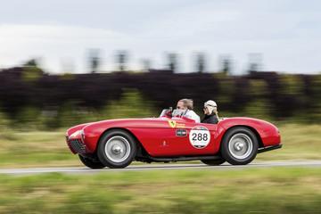 1000 miglia - Ferrari 500 Mondial spider Pinin Farina (1954)