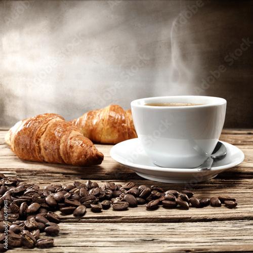 Deurstickers Cafe cafe