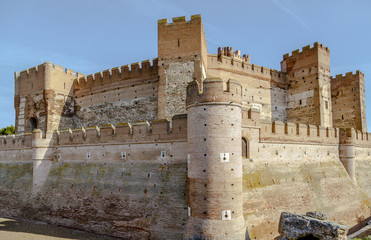 Castle of La Mota