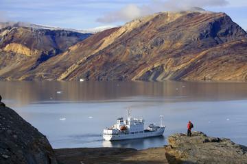 Blomsterbugten - Franz Joseph Fjord - Greenland