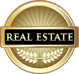 Real Estate Gold Label
