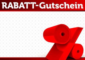 Rabatt-Gutschein