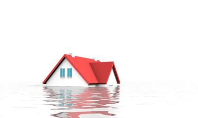 Hypotheek onder water