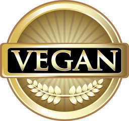 Vegan Gold Label