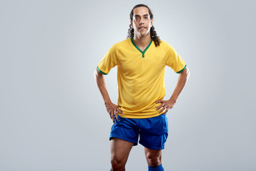 world cup player