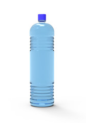 Water in bottle