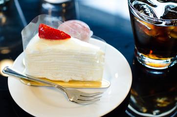 White Cake and Water