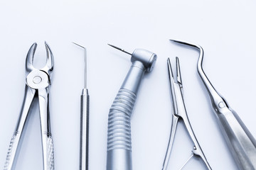 Denist Dental medical cutlery