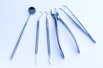 Zahnheilkunde Instrumente grundbesteck