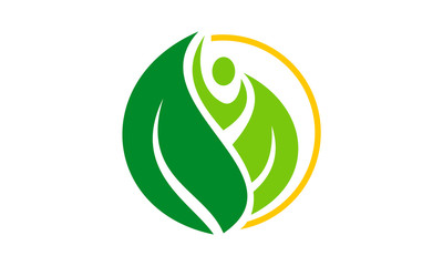 eco health life logo