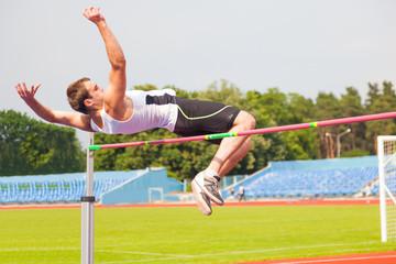 men's high jump