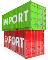 Import sowie Export