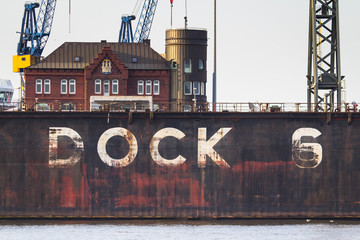 Hamburg, Germany, Dock 6