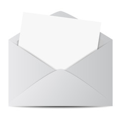 Web E-mail Envelope Icon