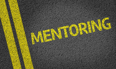 Mentoring written on the road