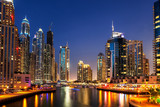 Fototapety Dubai Marina