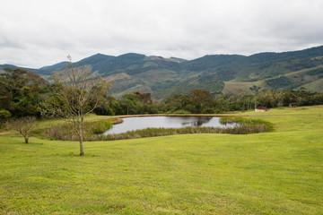 Landhaus in Brasilien