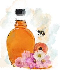 Honey Bottle