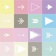 Flat Arrows