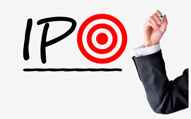 ipo or initial public listing of a company