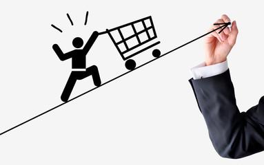 Increase retail consumption