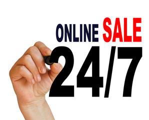 Online sale 1