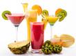 Fruchtig-leckerer Sommergenuss: Cocktails und Smoothies :)