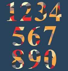 Abstract Number Set