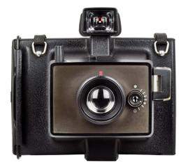 instant vintage camera front