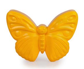 yellow plastic molding sand