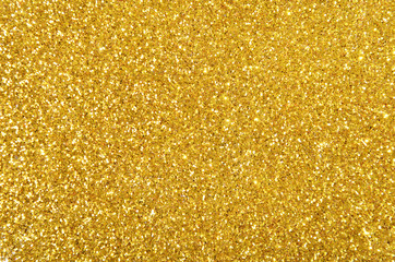 gold sequins background