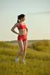 Sport  woman outdoors