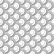 Seamless texture with circle spiral elements.