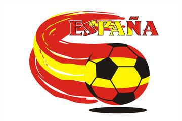 Mundial España Spain World Cup Art
