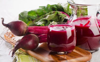 Beetroot juice