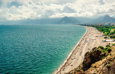 Antalya seaside. Turkey