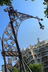 Casa Milia - Barcelona - Spain