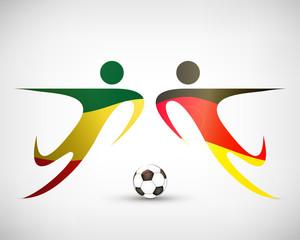 Deutschland gegen Ghana